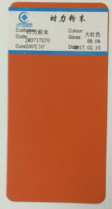Jm3717g70 68% Gloss Qualicoat Approved Powder Paint Powder Coating pictures & photos
