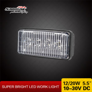20W 5.5′′ Hotsale Offroad LED Agriculture Work Light pictures & photos