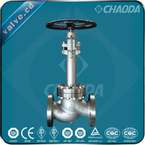 RF Flanged Cryogenic BS1873 Globe Valve pictures & photos