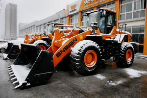 3 Ton Front Loader Yx636 with Log Fork and Various Attachments pictures & photos