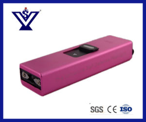 Pocket Size Handheld Electric Shock with LED Light for Self Defense (SYSG-296) pictures & photos