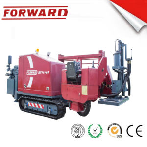 11t Horizontal Directional Drilling Rig with Ce Certification (RX11X44)
