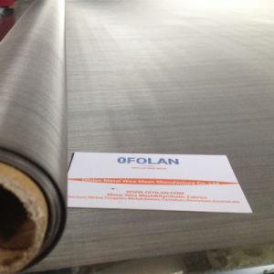 Plain Weave Titanium Battery Wire Mesh 99.99% Purity pictures & photos
