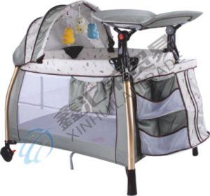 Fashion Aluminum Comfortable Baby Playpen