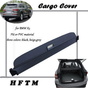 for BMW X5 Luggage Cover Trunk Cover Cargo Cover pictures & photos