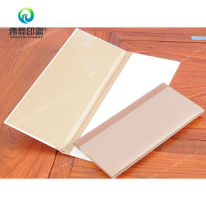 Grey Board/Flannelette Paper Printing Office Stationery / Folder pictures & photos