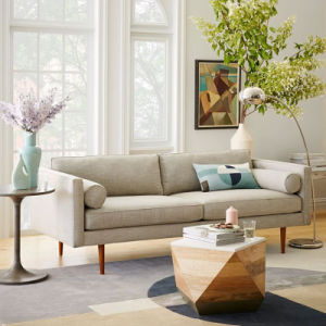 Popular Modern Design Living Room Furniture Fabric Sofa pictures & photos