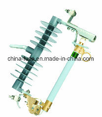 High Voltage Polymer Fuse Cutout, Drop out Fuse 24kv 100A pictures & photos