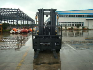 4.5ton Battery Electric Forklift (FE45) pictures & photos