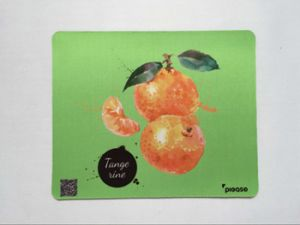 Mouse Pad with Printed Qr Code for Advertising pictures & photos
