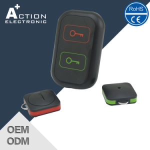 Promotional Remote Electronic Wireless Key Finder with 2 Receivers pictures & photos