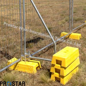 Portable Temporary Fence with Surface H. D. G. pictures & photos
