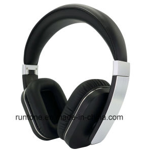 V4.1 Foldable & Retractable Neckband Bluetooth Noise Cancelling Headphones pictures & photos