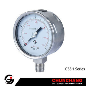 High Pressure Gauge pictures & photos