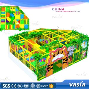 Vasia Colourful Children′s Indoor Soft Playground (VS1-160407-41-15-B) pictures & photos