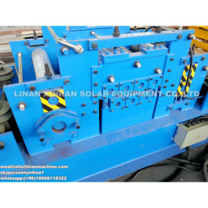 Solar PV Stand Forming Roll Forming Steel Roll Forming Ma⪞ Hine Roll Former Rolling Machine Roll Forming Making Machine pictures & photos