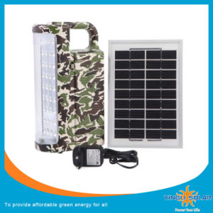 Solar Camping Light with Solar Panel Charge (SZYL-SCL-06) pictures & photos