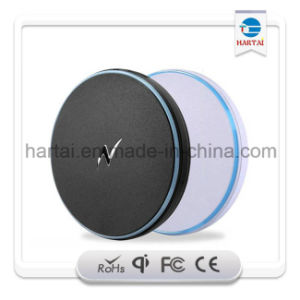 Power Pad Qi Wireless Charger for Samsung S6 iPhone HTC pictures & photos