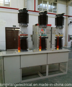 Outdoor 40.5kv Vacuum Circuit Breaker with ISO9001 pictures & photos