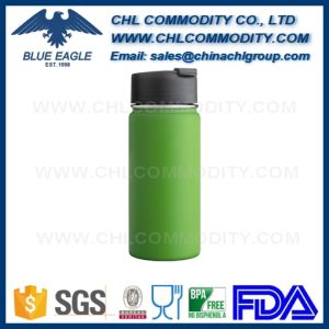 Wide Mouth Customized Logo Wholesale Hydro Flask with Lid pictures & photos
