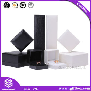 Ring Earring Packaging Display Paper Gift Jewelry Box pictures & photos