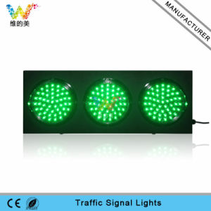 200mm Autodrome Signal Mix Red Green LED Traffic Light pictures & photos