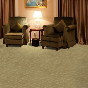 Machine Made Tufted Wool Carpet Cheap Price pictures & photos
