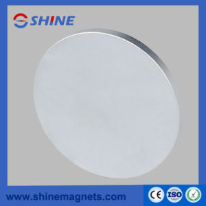 Zinc Coated Nedymium Disc Magnet for Speaker Driver pictures & photos