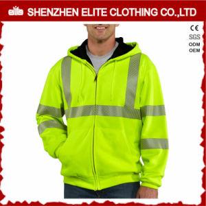Hi Vis Fluorescent Reflective Safety Hoodie (ELTHJC-424) pictures & photos
