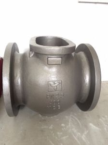 Valve Body Ss Resin Sand Casting pictures & photos
