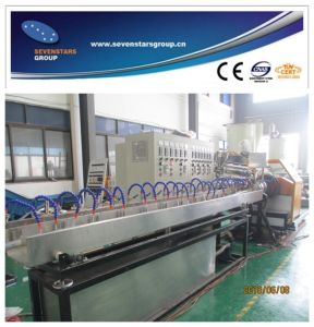 PVC Steel Wire Referenced Pipe Production Line pictures & photos