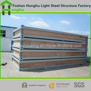 Residential Container House Prefabricated Container Kit House pictures & photos