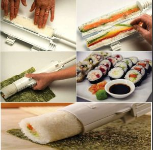 Dishwasher Safe Food Grade Sushi Roll Sushi Rice Mold pictures & photos