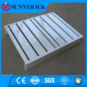 Firm Structure Logistic Equipment Steel Pallet pictures & photos