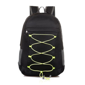 Portable New Design Waterproof Nylon Travelling Bag Folded Packsack pictures & photos