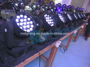 19*12W RGBW 4in1 Multi-Color Bee-Eye K10 Zoom LED Moving Head Beam LED Moving Head Light pictures & photos