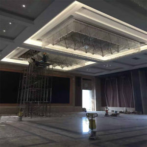 Modern Good Design Decorative Hotel Project Chandelier for Prefunction Room pictures & photos