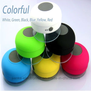 Hot Selling Waterproof Mini Shower Speaker with Logo Printed (407) pictures & photos