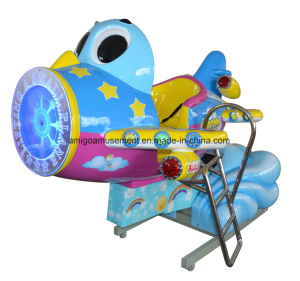 New Design of Lifting Small Plane for Kiddie Ride pictures & photos