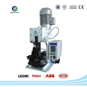 Semi-Automatic Hose Wire Terminal Crimping Machine for Sale pictures & photos