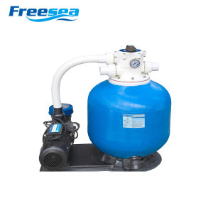 New Water Portable Swimming Pool Sand Filter