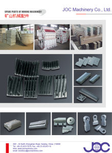 Spare Parts for Mining Machinery-2 pictures & photos