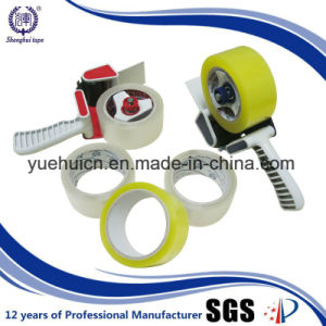 Quality Assurance with Best appearance Color Transparent Tape pictures & photos