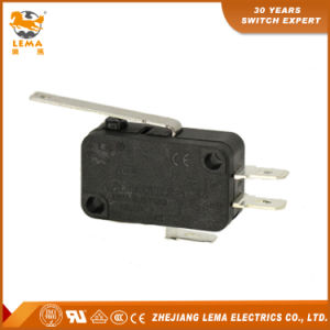 Lema Kw7-12 Lever Electrical Snap Action Micro Switch 16A 250VAC pictures & photos