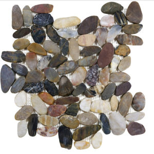 Mosaic River Stone pictures & photos