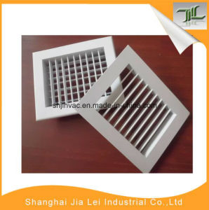 Supply Air Grille Double Deflection Type, High Quality Air Grille pictures & photos