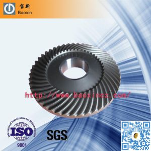 DIN Manufacturer Forging Crown Wheel Pinion Gear pictures & photos