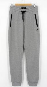 2017 Mens Two Tone Marl Fleece Zip Pocket Sweat Jogger Pants pictures & photos