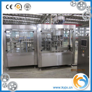 Full Automatic Carbonated Beverage Filling Equipment pictures & photos