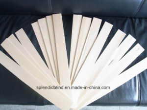 50mm High Profile Ladder Tape Wooden Blinds (SGD-W-7514) pictures & photos